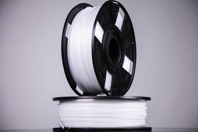 Braskem's polypropylene filament. (Credit: Braskem)