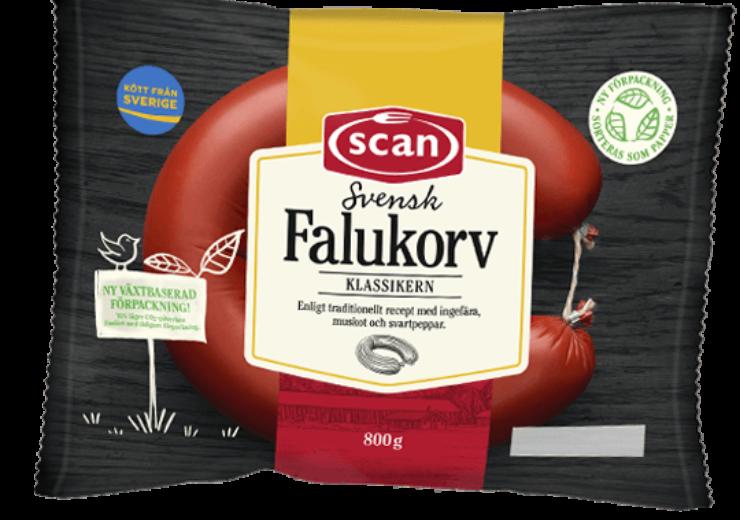 Mondi, HKScan to provide paper-based packaging for Falukorv sausage