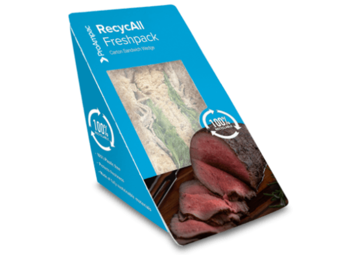 ProAmpac to unveil new RecycAll Freshpack sandwich skillet