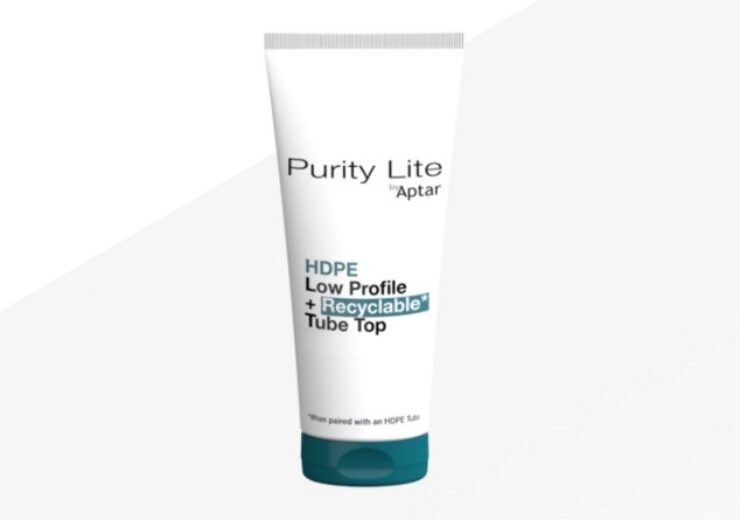Aptar Beauty + Home introduces new sustainable Purity Lite solution