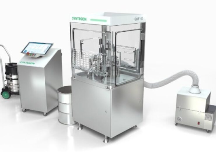 Syntegon to showcase new laboratory and small batch solutions for solid and liquid pharmaceuticals