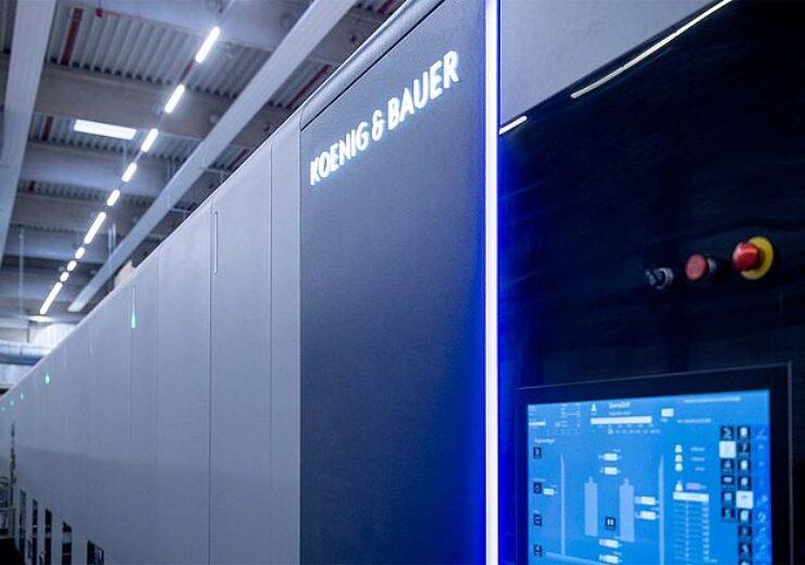 Klingele buys another CorruCUT from Koenig & Bauer
