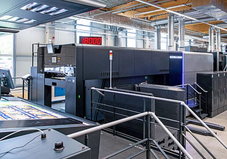 Koenig & Bauer presents new generation of large-format sheetfed offset presses