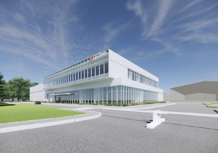 LG Chem strengthens closer support for global customers by establishing tech centers in the United States and Europe