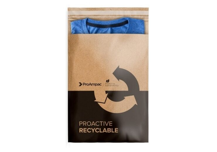 ProAmpac Launches Water Resistant Curbside Recyclable Paper Mailer