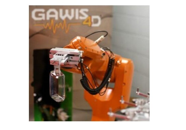 Agr International introduces the Gawis 4D measurement system with robotic handling